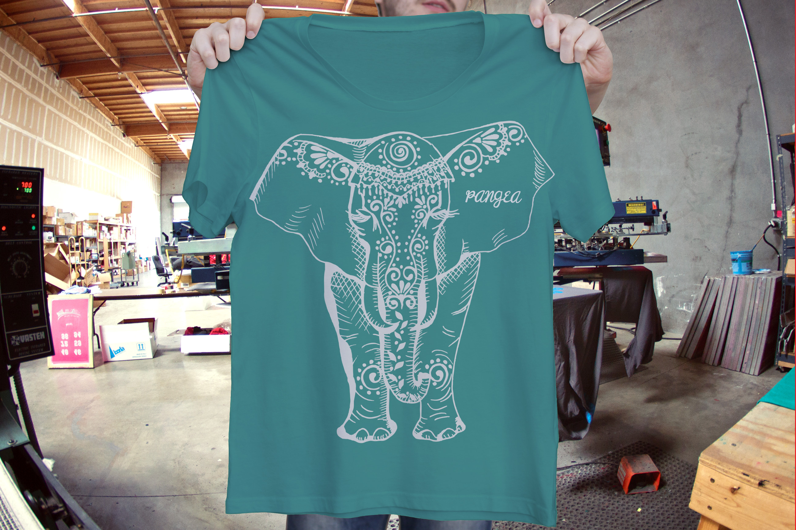 Advantage Printing San Diego Digital Apparel Print Shop